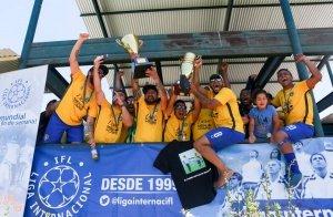 "Brazukas FC – ""Objetivo cumplido"""