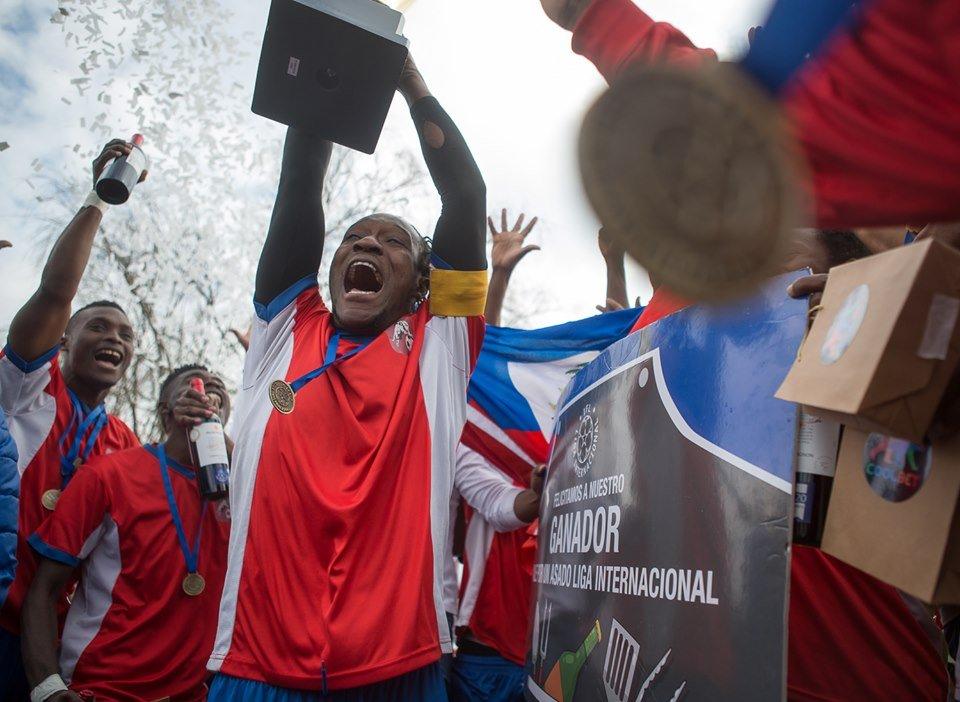 FC Lion de Haití – Un equipo que creyó en el título hasta el final
