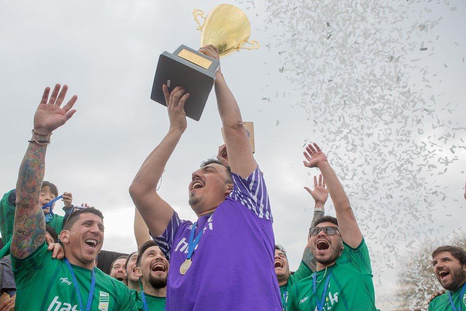"""Hattrick Senior – Los verdes lo hicieron otra vez, """"Bicampeones"""", en Liga Internacional"""